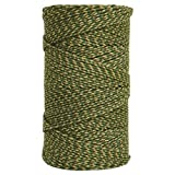 W. Rose RO688 Super Tough Professional Bonded Braided Nylon Mason's Line, 685-Feet, Camo Green/Black/Brown