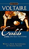 cover of Candide, Zadig and Selected Stories
