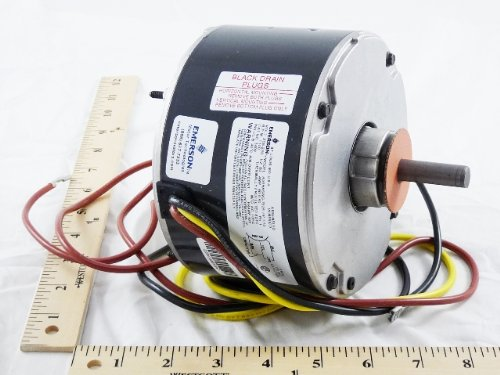 HC34GE234 - Carrier OEM Upgraded Replacement Condenser Fan Motor 1/10 HP 230 ()