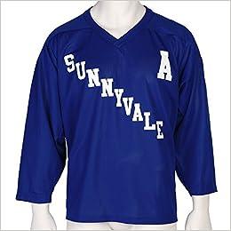 Amazon.com  Trailer Park Boys Team Sunnyvale Street Hockey Jersey - Julian  (Small) (0827253045394)  Books aad03883c
