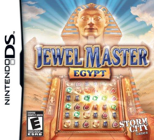 Estate Jewels - Jewel Master Egypt - Nintendo DS