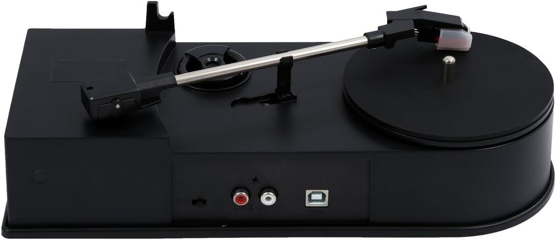 WOVELOT - Conversor de vinilos para Tocadiscos (USB LP a MP3, USB ...