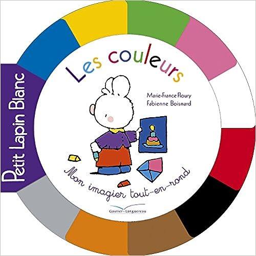 Livre Les couleurs pdf