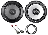 "Best Kenwood Car Door Speakers - Kenwood 6.5"" Factory Door Speaker Replacement Kit Review"