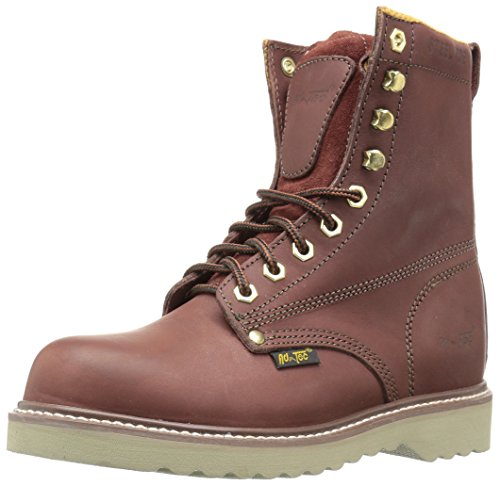 Adtec 1312 8 Bout En Acier Ferme Redwood Travail Boot Redwood
