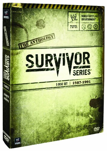 WWE: Survivor Series Anthology, Vol. 1 - 1987-1991 (Wwe 1991)
