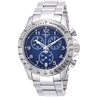 Tissot Watches Men's V8 Watch (Blue)