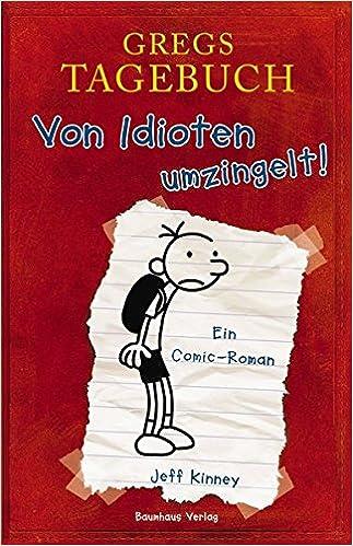 Kinderbuch Gregs Tagebuch