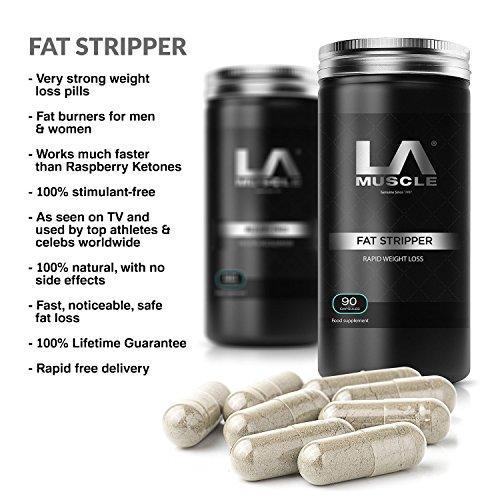 Muscle de LA strip-teaseuse Fat: Très fort