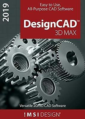 DesignCAD 2019 3D Max [PC Download]