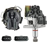 Parts Player New Distributor Fits Mazda 626 MX6 Ford Probe 1993 (1994 Manual Trans) 2.0 4-cyl