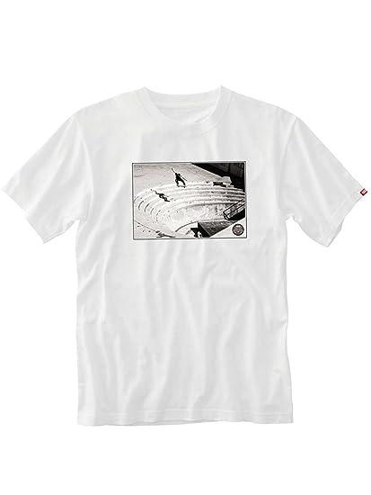 eb61874a338 Amazon.com  Vans Mens Indy Photo Tee Graphic T-Shirt  Clothing