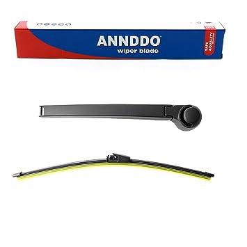 Limpiaparabrisas trasero para Touran y brazo de producto Nuevo a partir de 2003: Amazon.es: Coche y moto