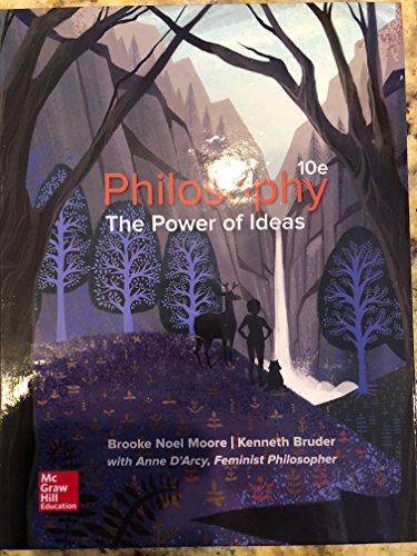 Philosophy: The Power Of Ideas (Philosophy The Power Of Ideas 8th Edition)