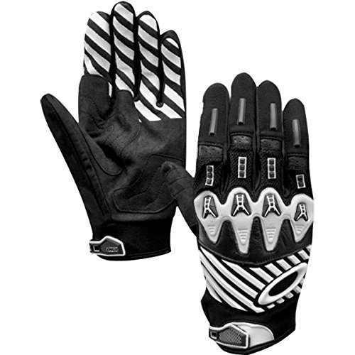Oakley Overload Men's Off-Road Motorcycle, Mountain Bike & BMX Gloves - Black / - Oakley Bike Mountain