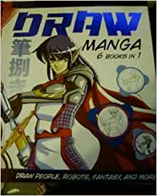 how to draw shonen manga