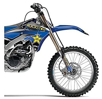Factory Effex 18-07430 Complete Shroud//Trim//Lower Fork Graphic Kit