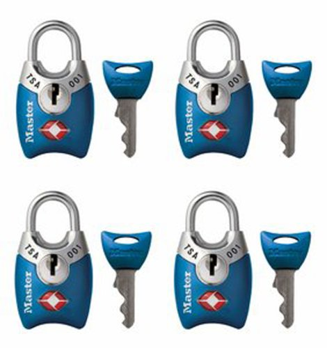 master-lock-4689q-tsa-accepted-padlocks-with-keys-4-pack-colors-may-vary