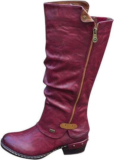 BeautyVan Women Wide Calf Boots,Winter