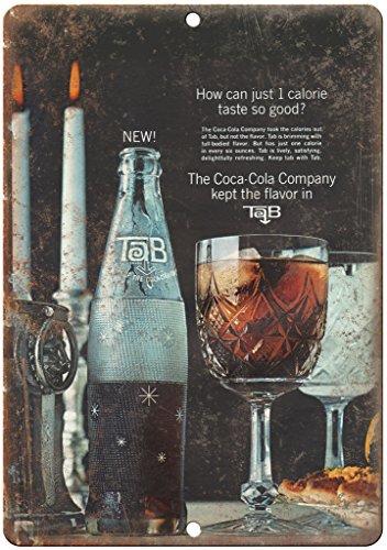 Tab Coca Cola Company Vintage Soda Ad 10