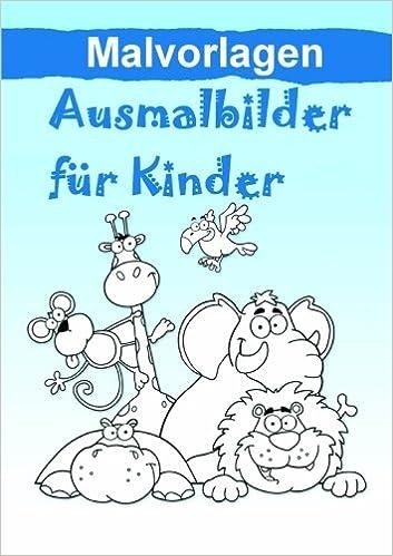 Malvorlagen für Kinder: Teil 1: Alphabet, Zahlen, Lesen&Lernen ...