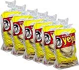 pan de queso - Yeya Cuban Style Crackers. 12 oz bag. Pack of 6 bags