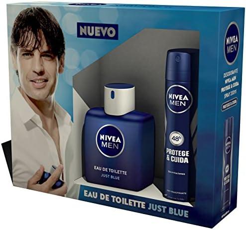 NIVEA MEN Estuche de regalo 2 productos en un pack para hombre con ...