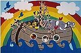 Fun Rugs Fun Time Animal Boat Novelty Rug, 39 x 58
