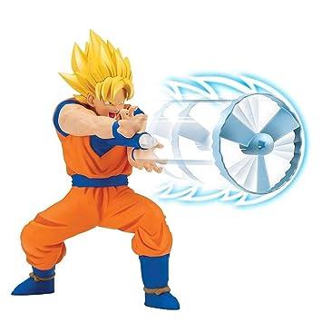 Pocoyó - Dragon Ball - Goku - Figura Kamehameha Dragon Ball Super ...
