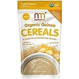 NurturMe Organic Infant Cereals, Quinoa + Banana, 3.7 Ounce
