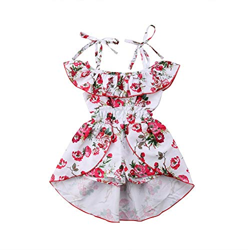 Non Dress Girl - Toddler Baby Girl Lace Flower Off