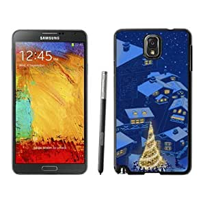 Recommend Design Christmas Eve party Black Samsung Galaxy Note 3 Case 1 by icecream design