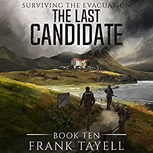The Last Candidate Audiobook