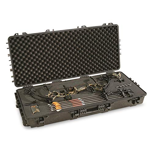 (HQ ISSUE Rifle/Bow Carry Case, Black)