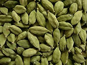 Kerala Naturals Fresh Green Cardamom Pods From Indian Plantation 50Gm