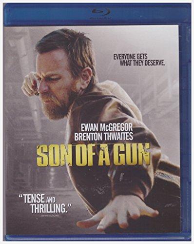 Son of a Gun (Blu-ray,2015)