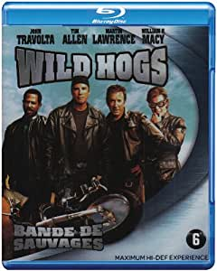 Wild Hogs [Blu-ray] [Import belge]