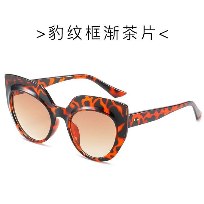 Yangjing-hl Gafas de Sol de uñas de arroz de Moda Tendencia ...