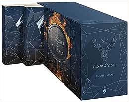 Box Trono de Vidro - 9788501119476 - Livros na Amazon Brasil