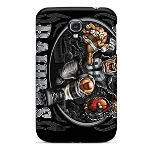 Top Quality Rugged Oakland Raiders Cases Covers For Galaxy S4