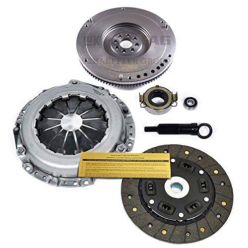 Toyota Celica Flywheel - EFT HD CLUTCH KIT & OE OEM FLYWHEEL for 2000-2005 TOYOTA CELICA GT 1.8L 5-SPEED
