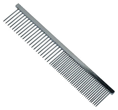 Amazon.com   15cm Stainless Steel Wahl Coarse Hair Pet Comb   Pet Supplies 8597cfdf2