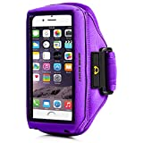 Gear Beast Case Compatible [Otterbox, Lifeproof, Other] Sport Gym Running Armband with ID and Card Slot For iPhone 6s, 6, Galaxy S7, S6, S6 Edge, Moto G, Moto E, Moto X, Droid Maxx, Droid Turbo