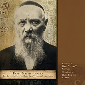 Rabbi, Mystic, Leader Audiobook