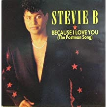 Because I Love You (Audio Cassette)