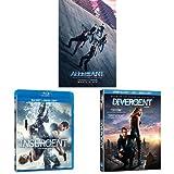 The Divergent Series: Divergent + Insurgent + Allegiant