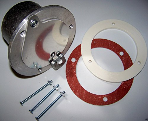 (O&HP) EXHAUST PORT - FOR GARAGE DOORS / WALLS - LATCHING TYPE - FRESH AIR VENT