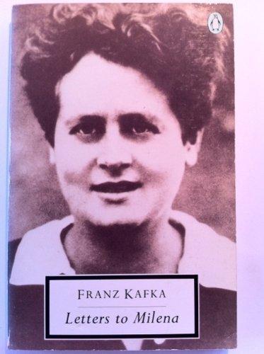 Letters to Milena (Modern Classics): Amazon.es: Franz Kafka ...