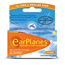 Original Child EarPlanes by Cirrus Healthcare Earplug for Airplane Travel Ear Protection (1 Pair)