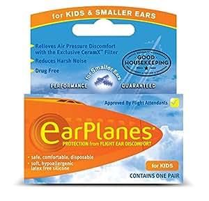 Amazon.com: Original Child EarPlanes by Cirrus Healthcare ...